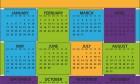 Calendar By Year 2015