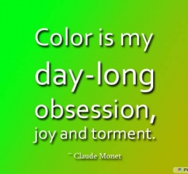 Color is my day-long