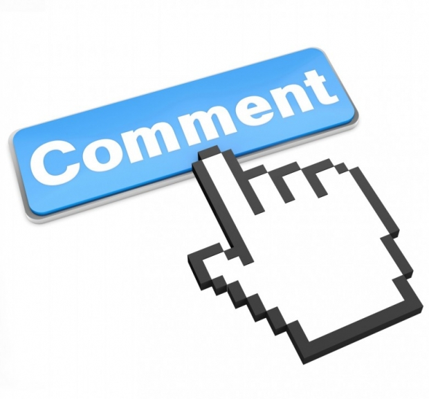 Comment reply facebook button