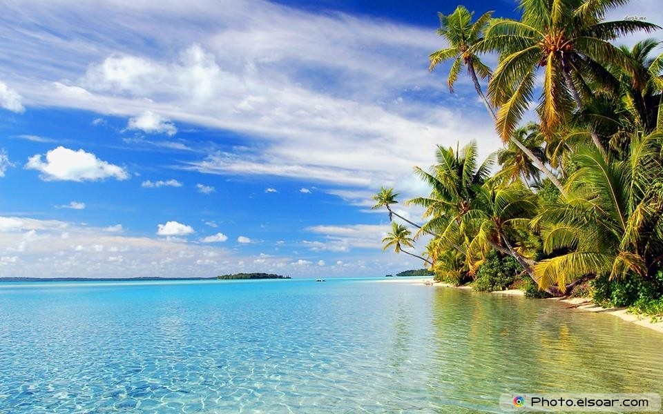 Paradise with Cook Islands • Elsoar