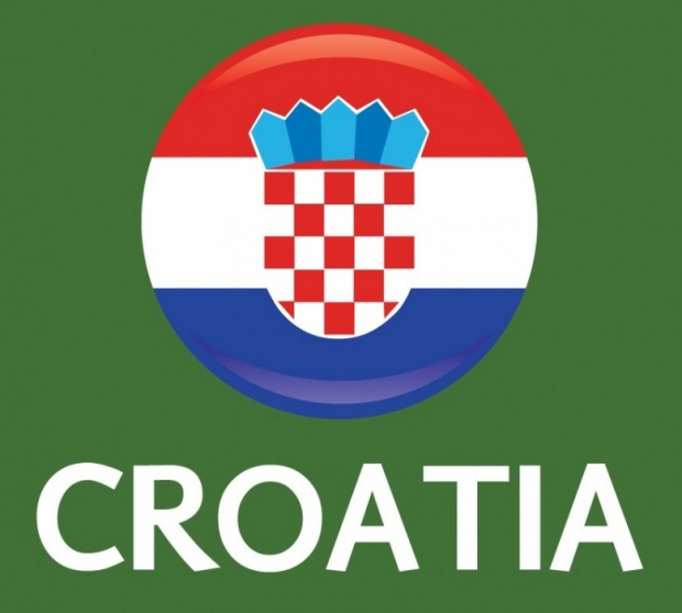 Croatia Flag FIFA World Cup
