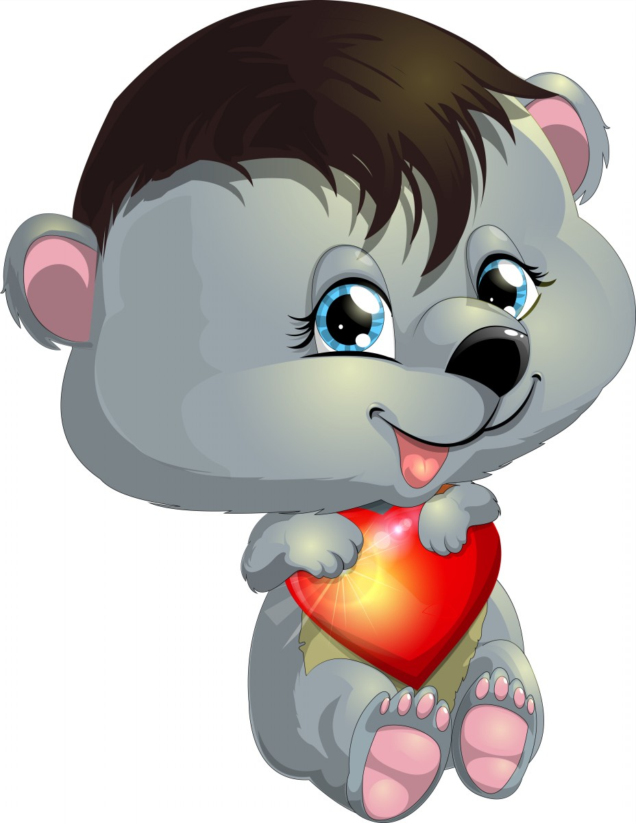 cute animals cartoon pictures free download u2022 elsoar