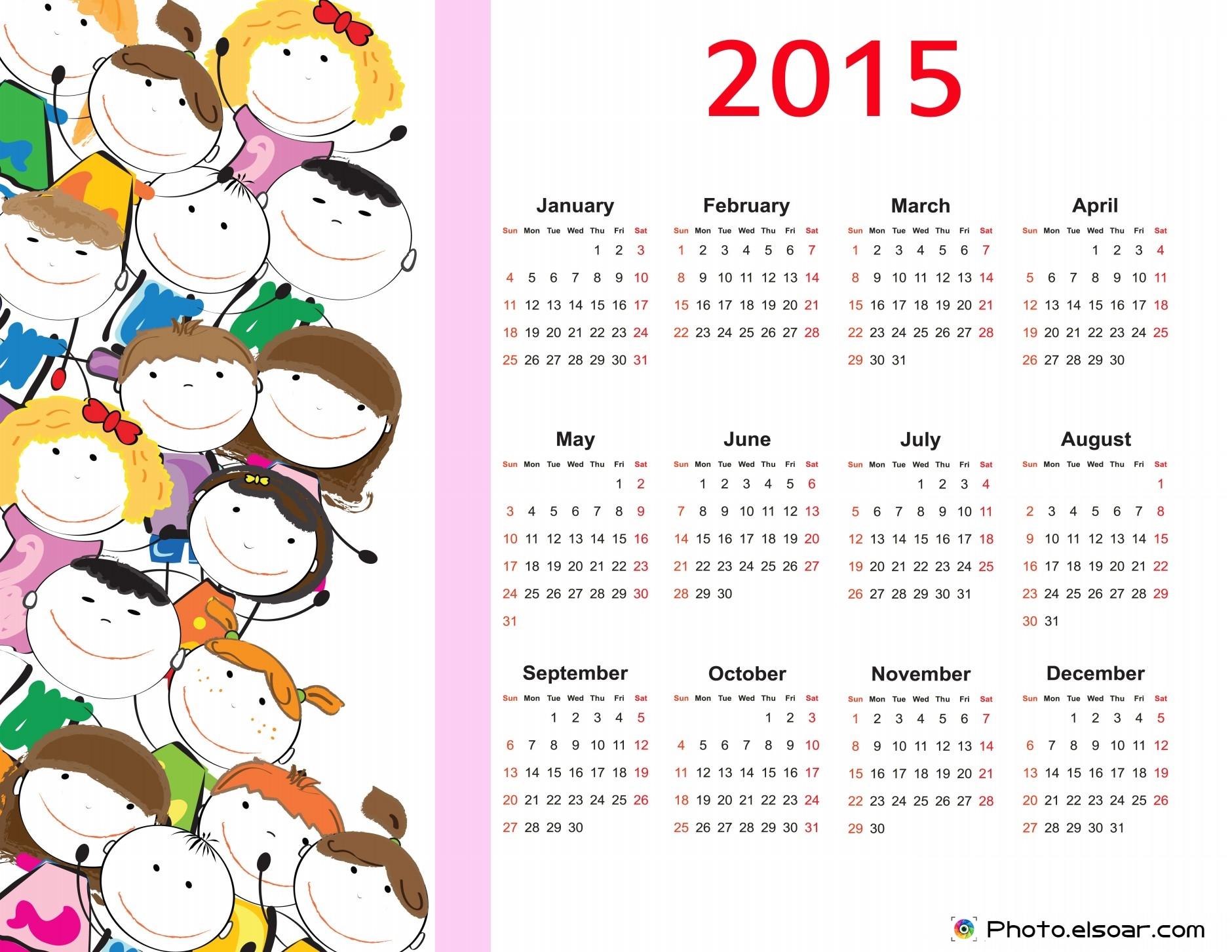 FREE 2015 Calendars...