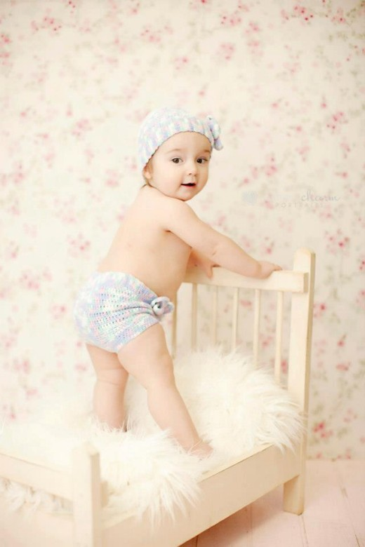 Cute and Lovely Baby Pictures 9