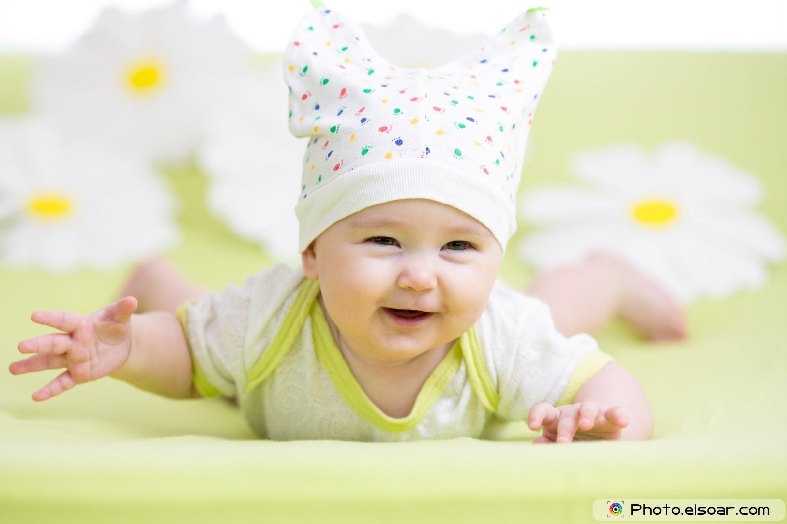 HAPPY BABY GIRL!