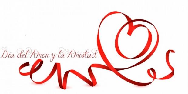 Día del Amor y la Amistad Imagen de la tarjeta A