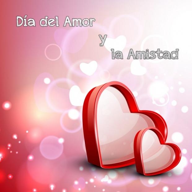 Día del Amor y la Amistad Imagen de la tarjeta G