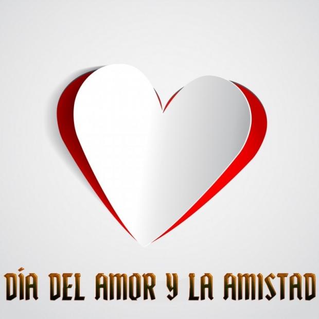 Día del Amor y la Amistad Imagen de la tarjeta I
