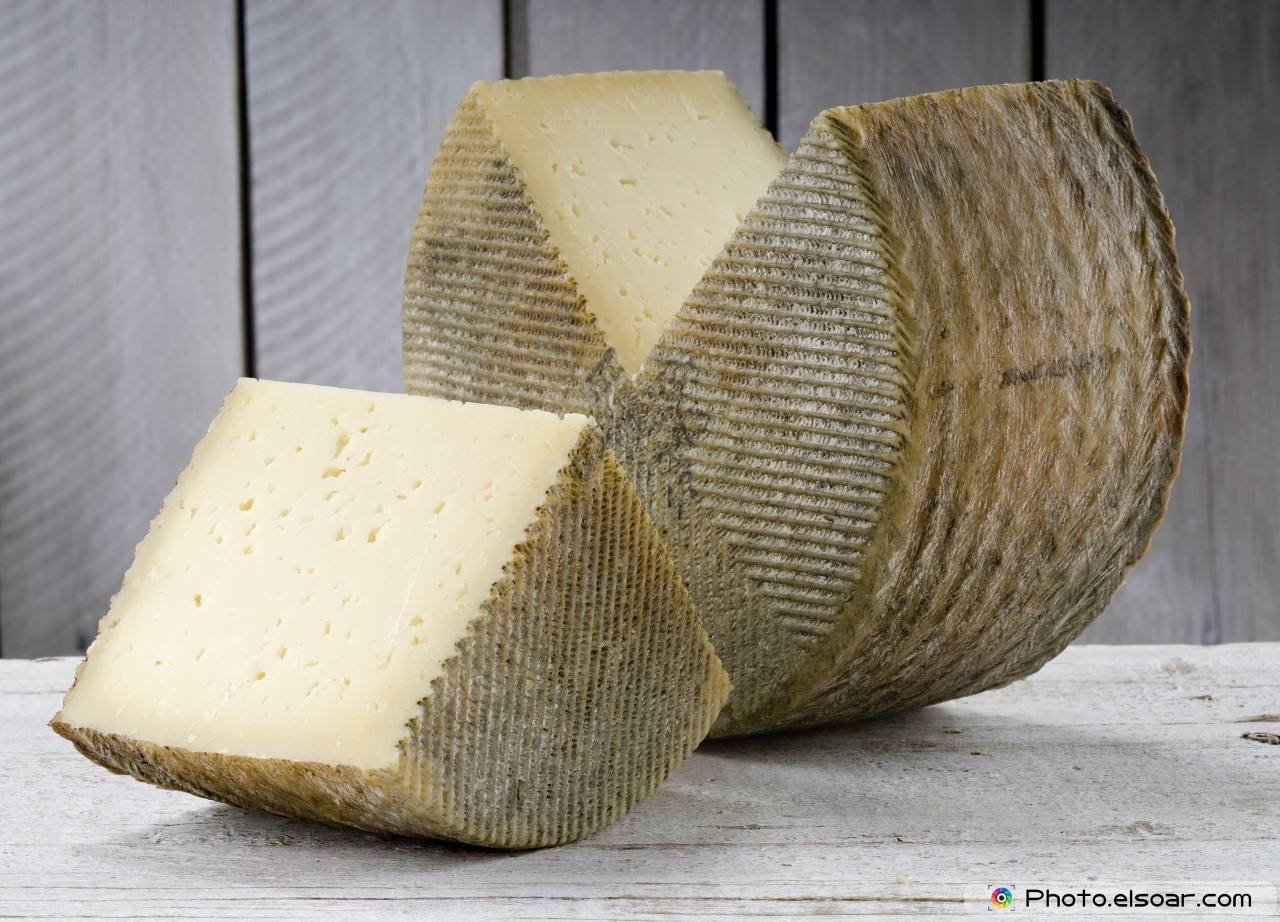 Delicious Spanish Manchego Cheese