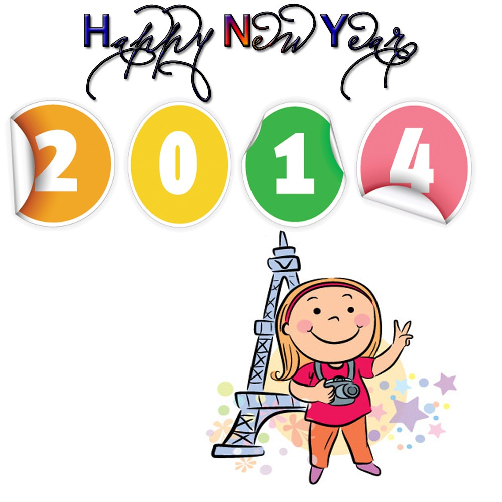 new year's day 2014 clipart - photo #7