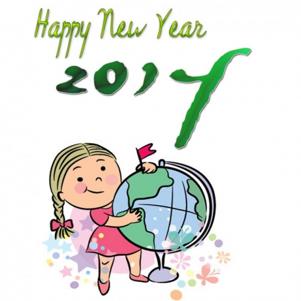 Designs for Kids. Happy New Year 2014 n 6