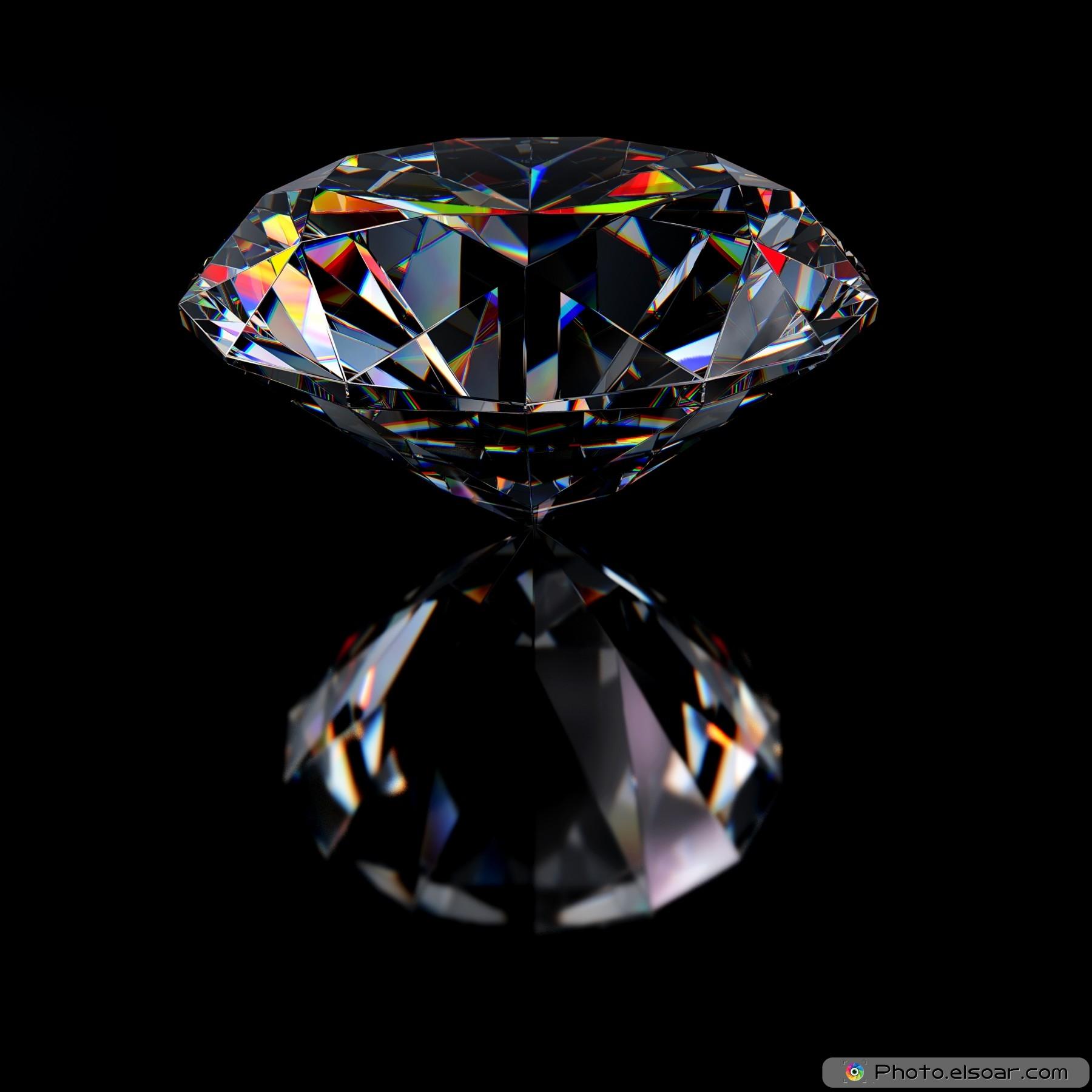 black diamonds background