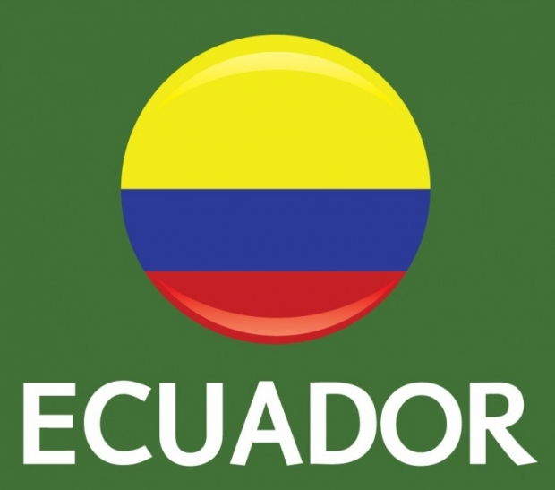 Ecuador Flag FIFA World Cup