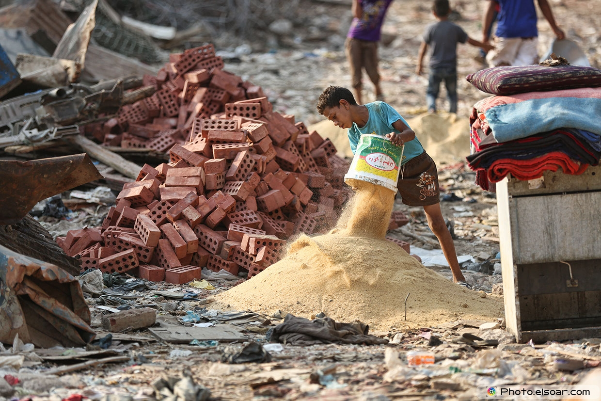 Slums And Poverty In Egypt Elsoar