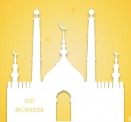 Eid Mubarak Wallpaper 1920x1080
