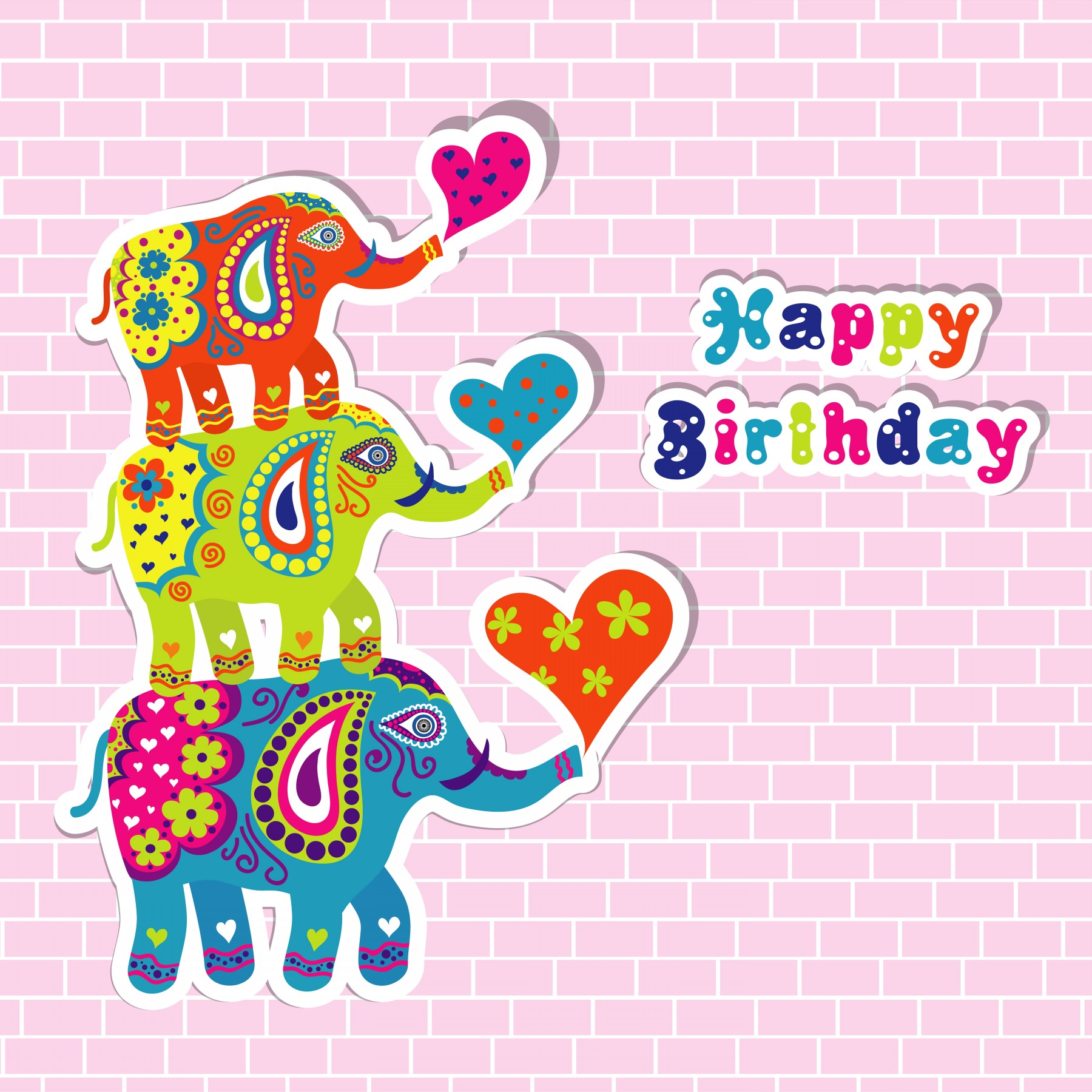 15 Happy Birthday Cards New Designs Elsoar