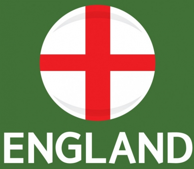 England Flag FIFA World Cup