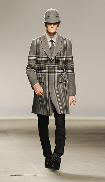 E.Tautz: Catwalk - London Collections: MEN AW13