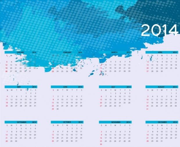 Exquisite Designs Calendar 2014 10
