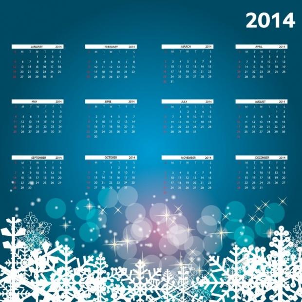 Exquisite Designs Calendar 2014 12