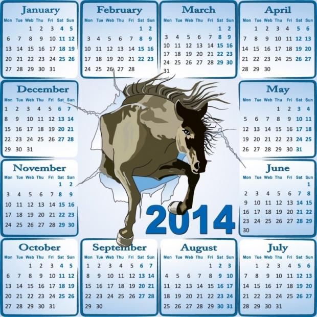 Exquisite Designs Calendar 2014 13