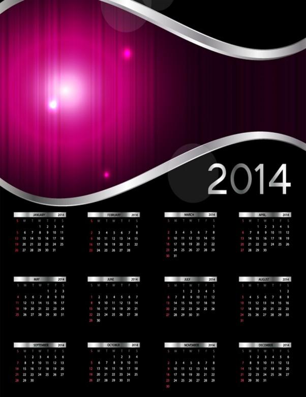 Exquisite Designs Calendar 2014 2
