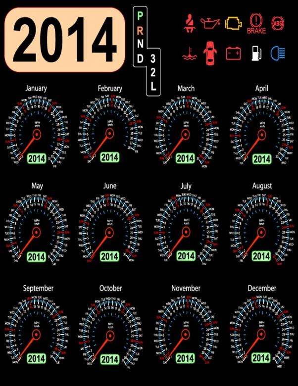 Exquisite Designs Calendar 2014 6