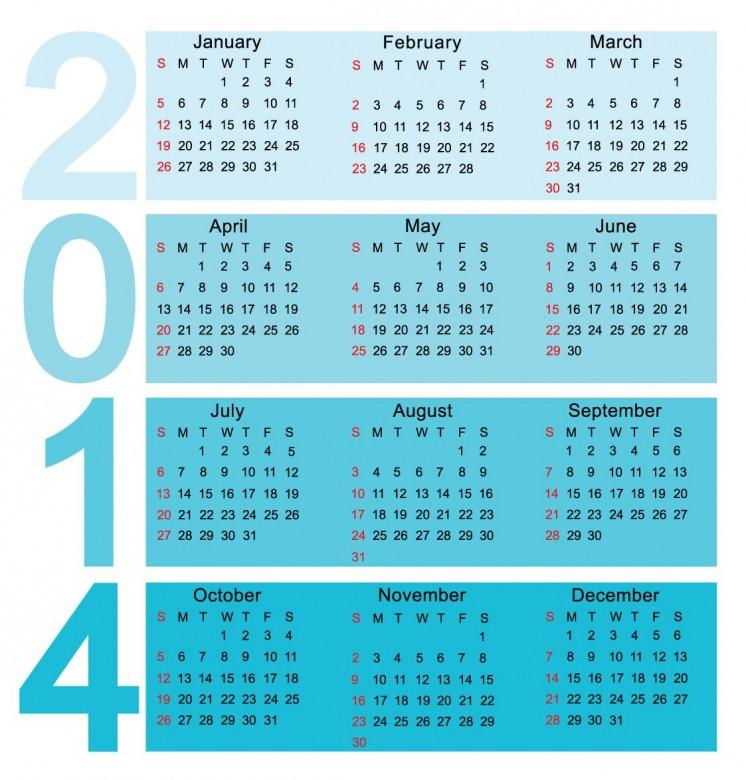 Exquisite Designs Calendar 2014 8
