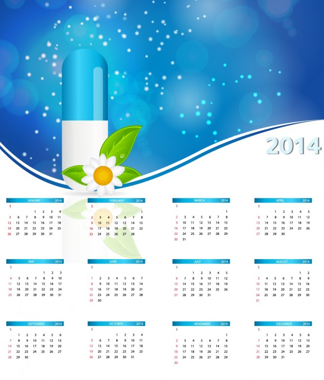 Exquisite Designs Calendar 2014 9