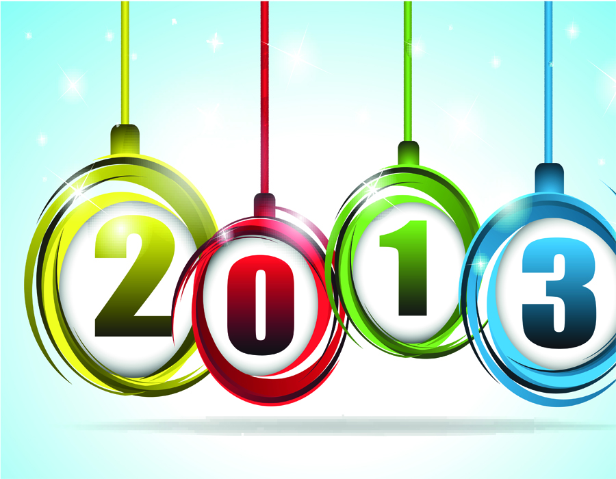 Fantastic Happy New Year Pictures, Images 2013 5