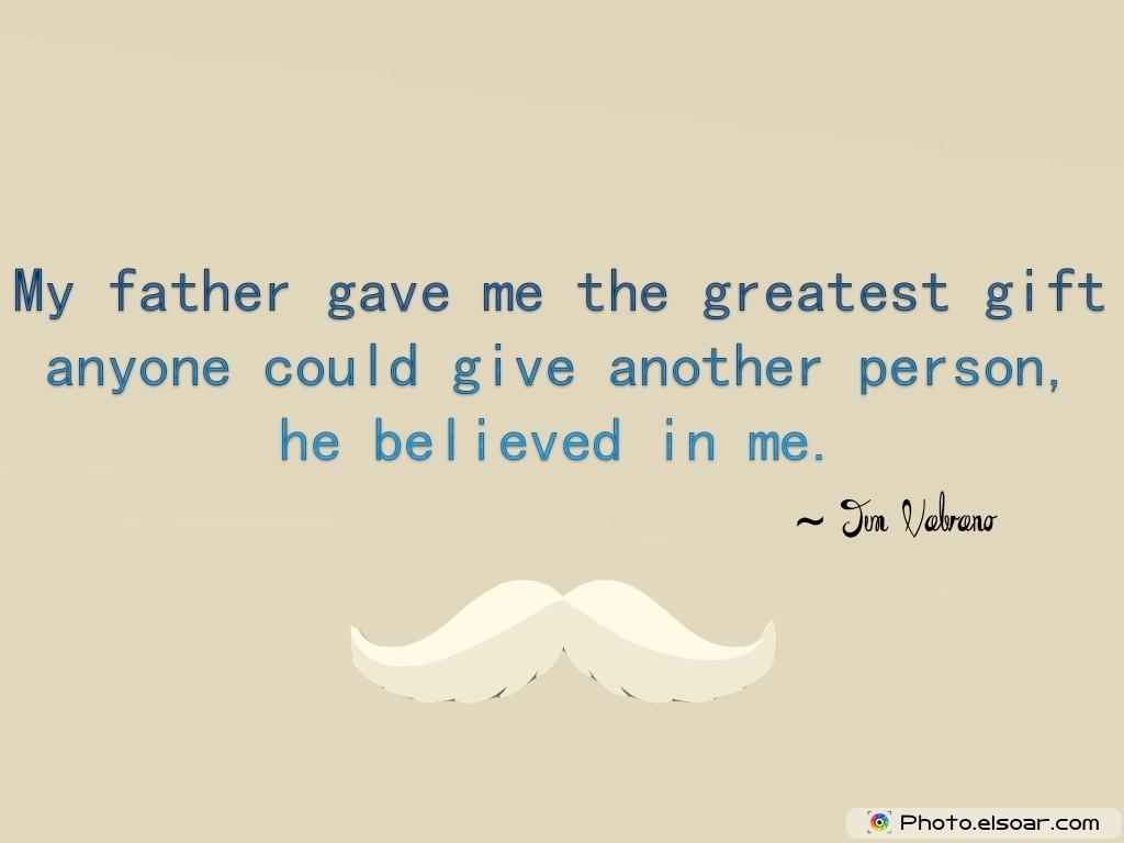 Father Quote Jim Valvano