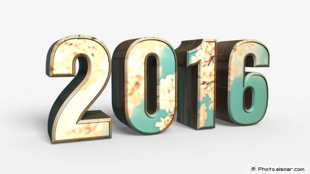 Feliz Año Nuevo 2016 Imagens