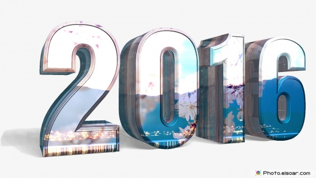 Feliz Año Nuevo 2016 imagen