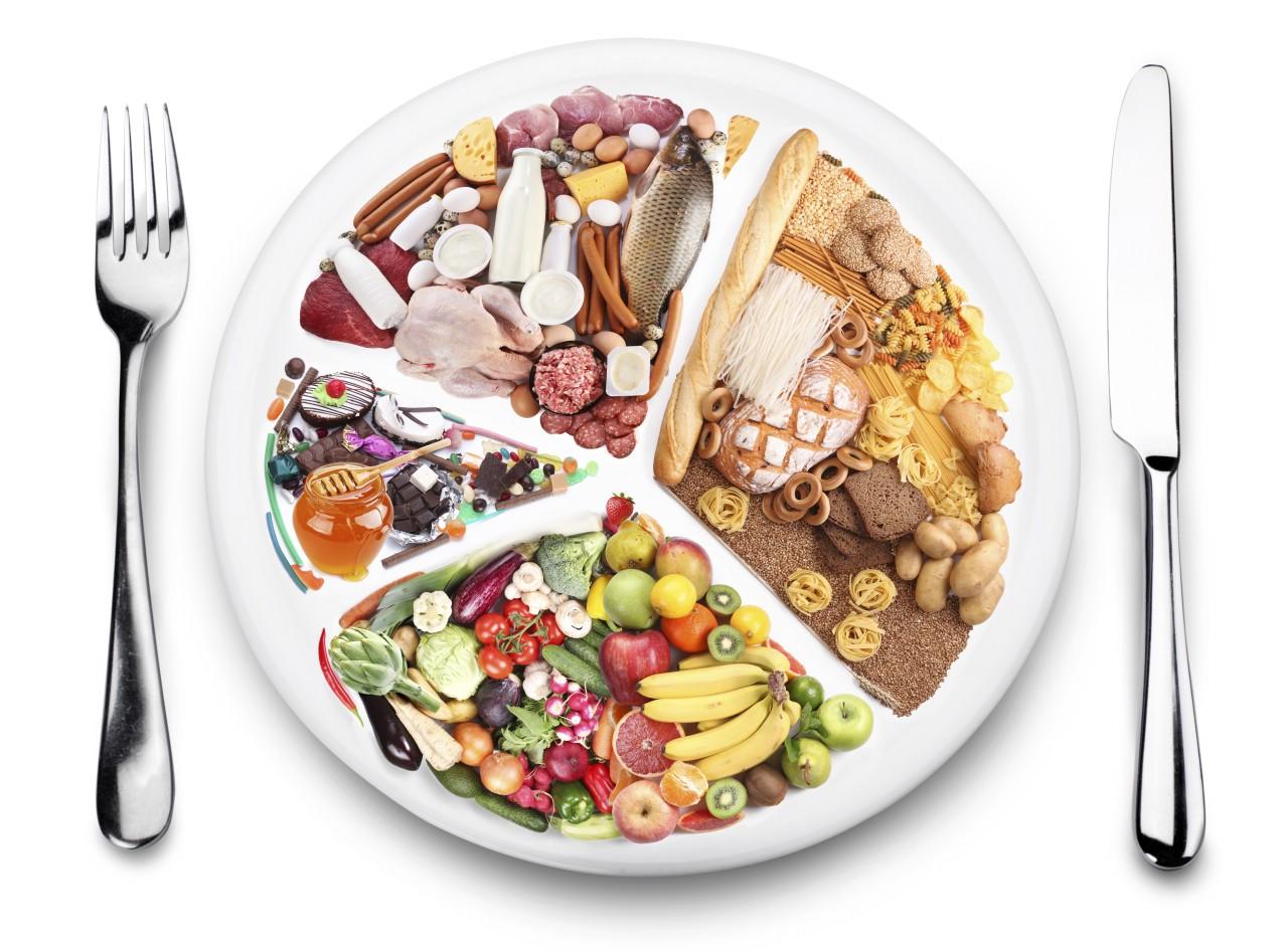 dieta equilibrado nino: