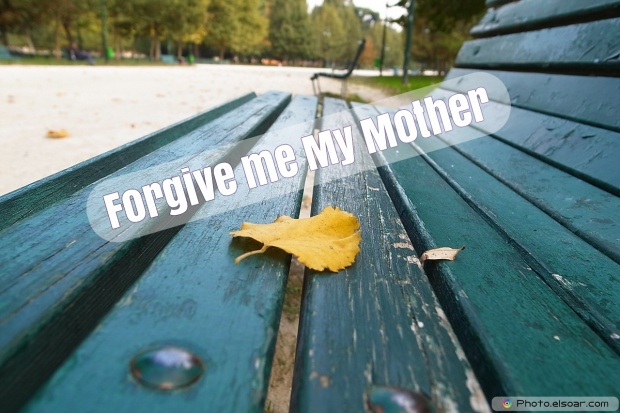 Forgive me My Mother - Mother's Day story
