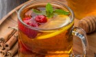 Fragrant Black Tea With Lemon, Mint, Raspberry