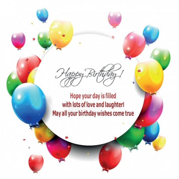 Free Greeting Cards Happy Birthday Balloons, Quotes 5