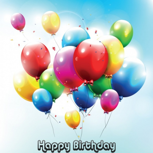 Free Greeting Cards Happy Birthday Balloons, Quotes 6