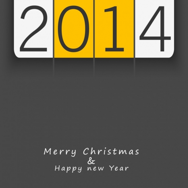 Free Happy New Year 2014 Background Picture 4