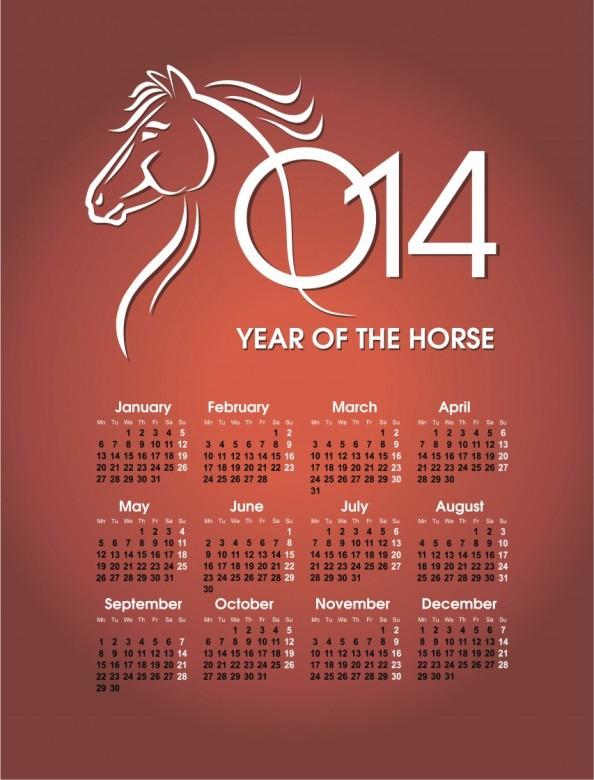 Free Printable 2014 Calendar Amazingly 18