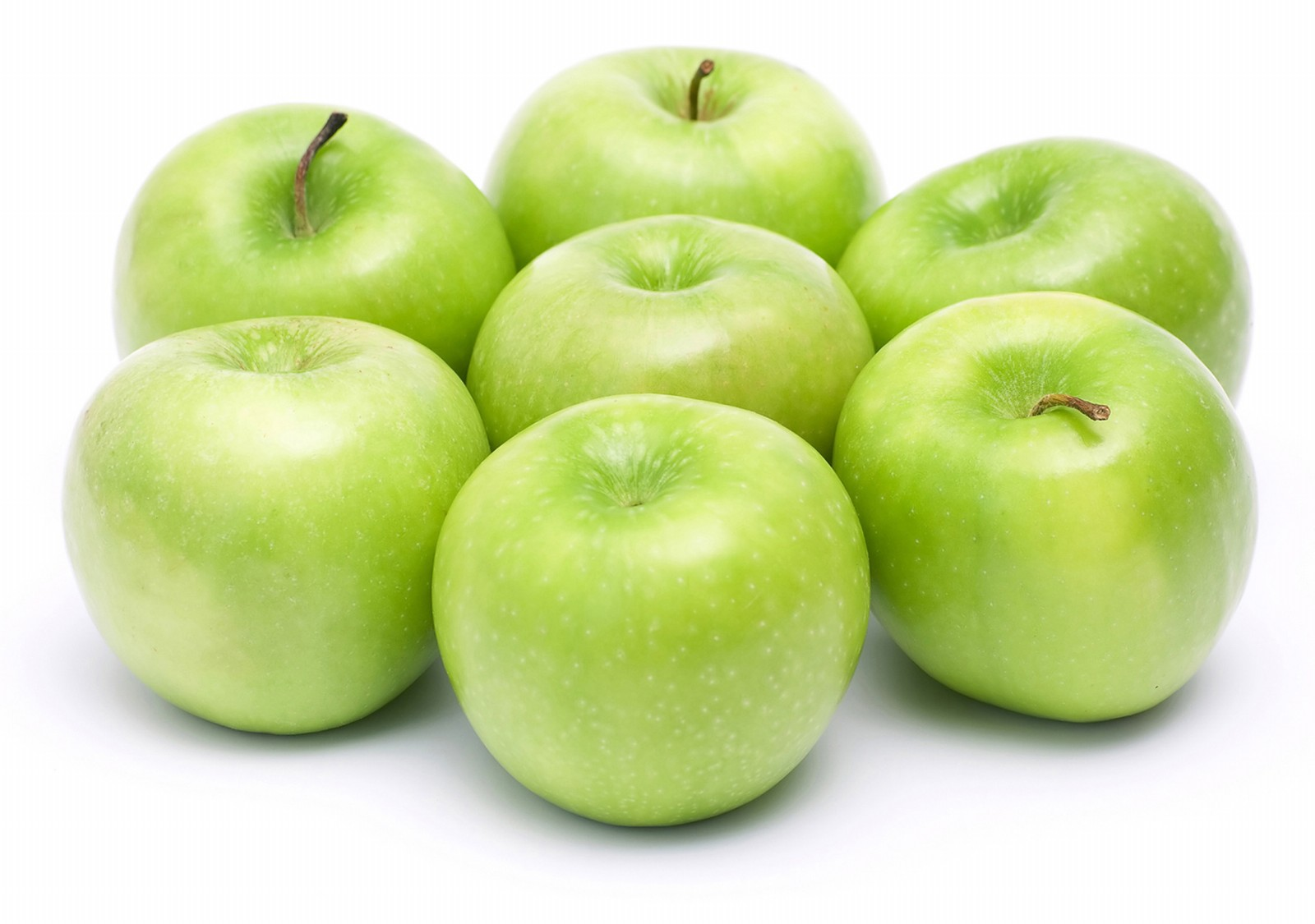 Collection of Fresh Red & Green Apple Fruits • Elsoar