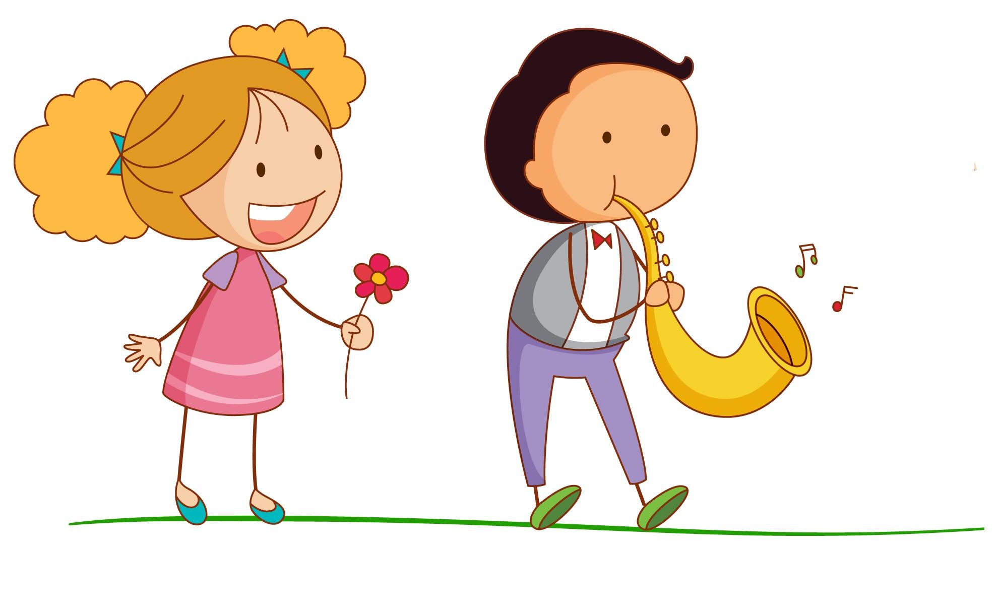 funny cartoon pictures children back to school 6