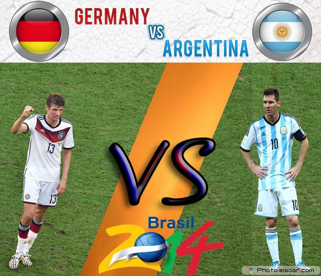 germany vs argentina - photo #34