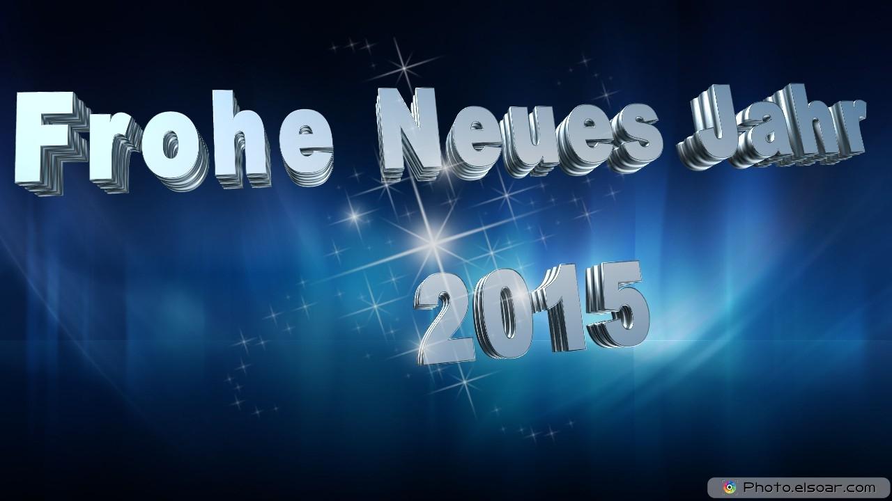 Frohe Neues Jahr 2015   Elsoar
