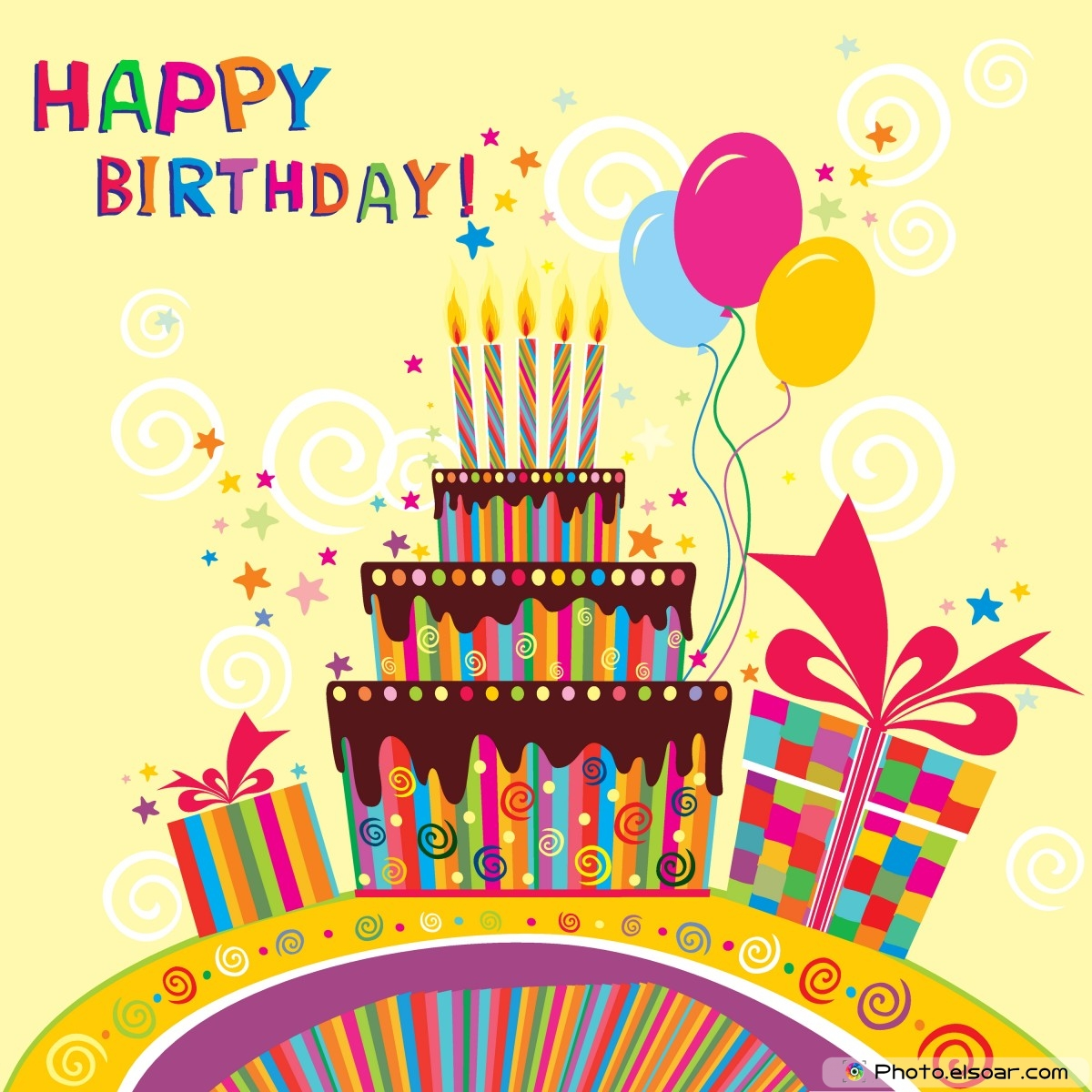 birthday cards Elsoar – Happy Birthday Cards Free Download
