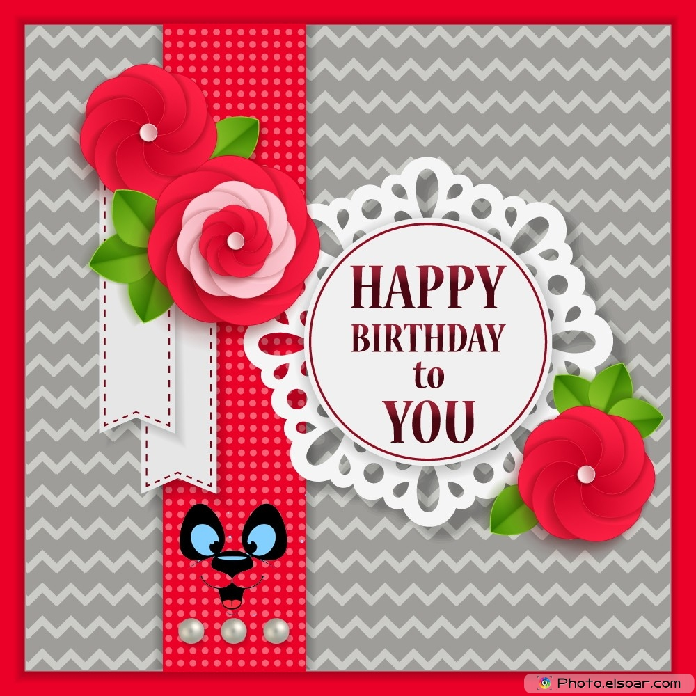 birthday cards Archives ELSOAR – Birthday Card with Pictures