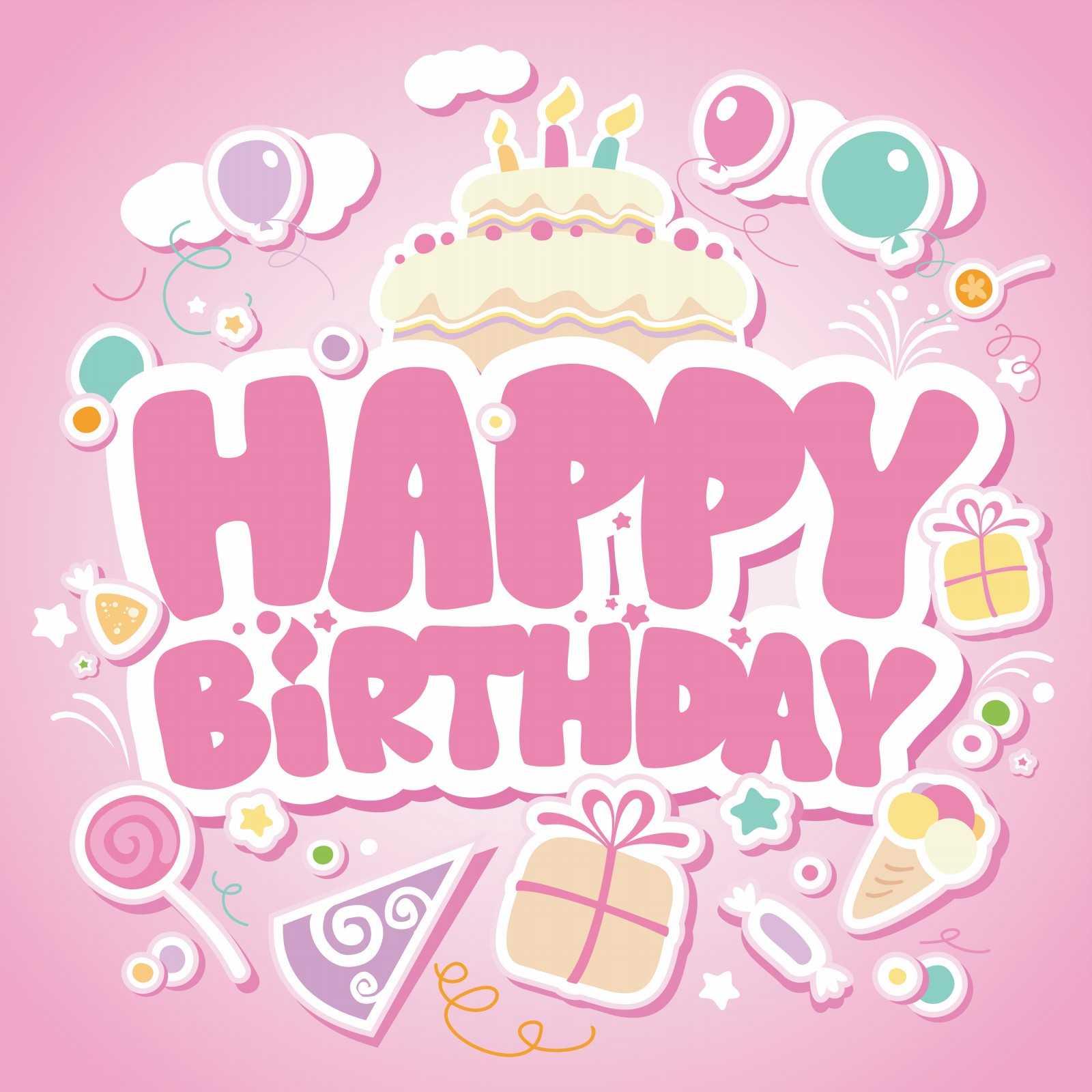 The 24 Best Latest Happy Birthday Greeting Cards Funny Cute – Happy Birthday Greeting Text