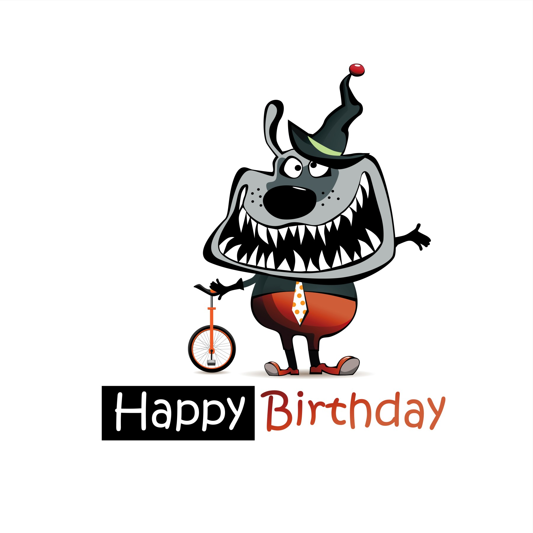 25 Happy Birthday Creative Funny Greeting Cards Elsoar – Free Animated Birthday Invitations