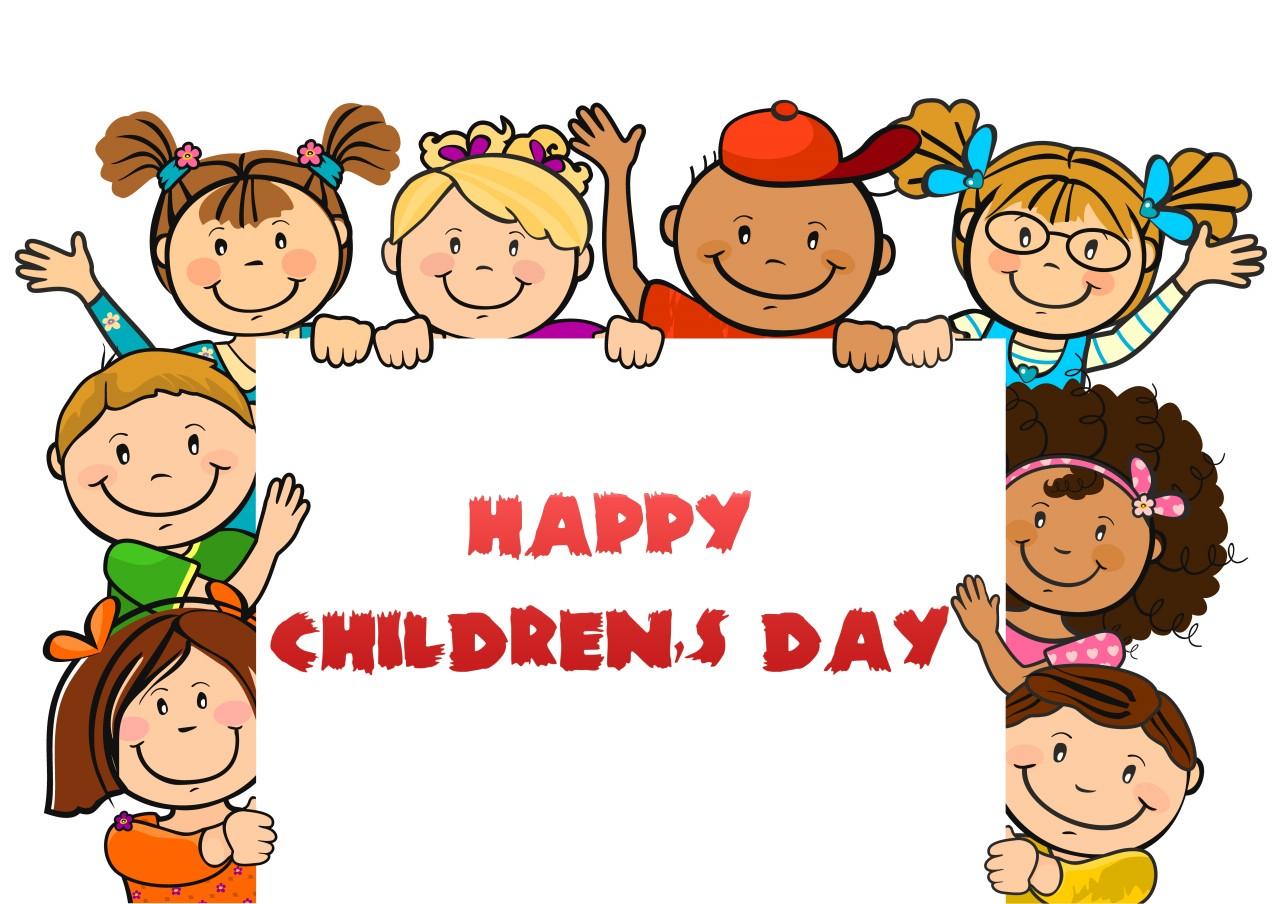 happy childrens day picture kids - Cartoon Children Images