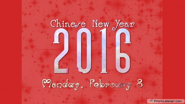 Happy Chinese New Year Wishes Image 2016